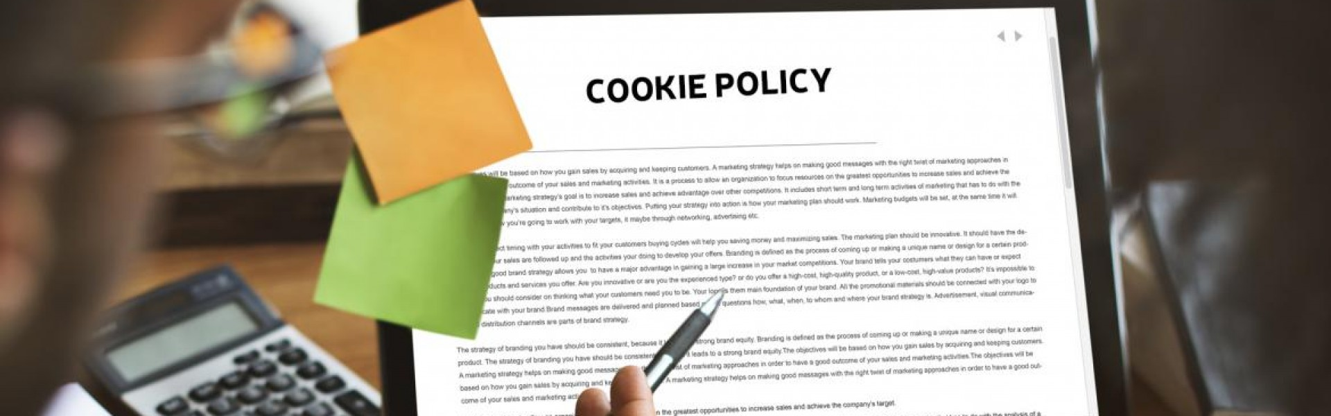Cookies Policy - Rinaudo Team Service